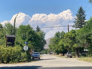 2021 Cub Creek Fire