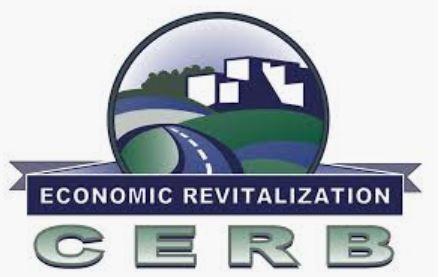 Community Economic Revitalization Board Logo