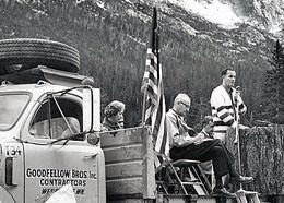 North Cascades Highway Dedication