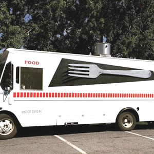 Fork Food Truck, Nancy Pfieffer and Steve Morse