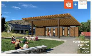 Performing Arts Pavilion Rendering