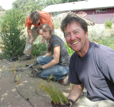 Rob Crandall Native Plant Garden