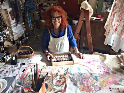 Sara Ashford Culler Studio